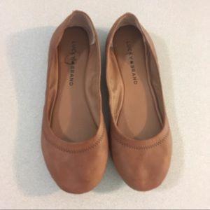 Lucky Brand   Light Brown Ballet Flats 7